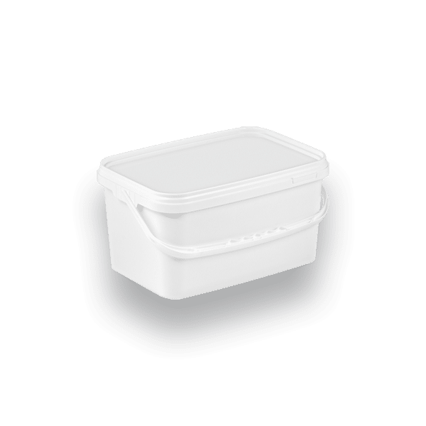 11-0500 P2/P3 Rectangular bucket  5 L