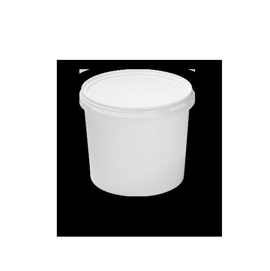 11-0800 BIS Wiadro okrągłe jednoobrzeżowe 8 L