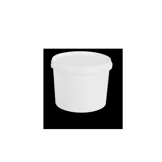 11-0300 BIS2 Wiadro okrągłe jednoobrzeżowe 3 L
