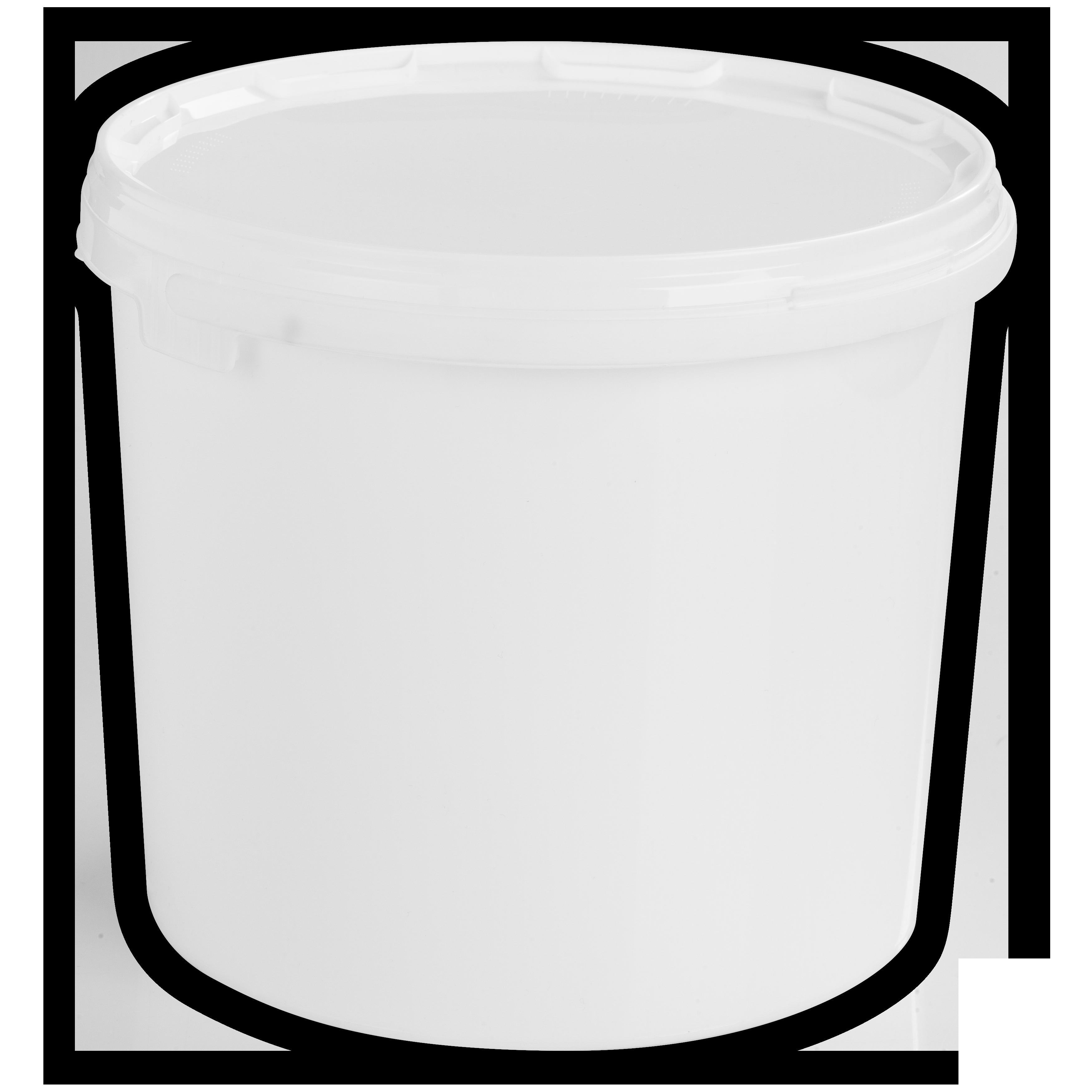 Wiadro okrągłe jednoobrzeżowe 11-0500 BIS3