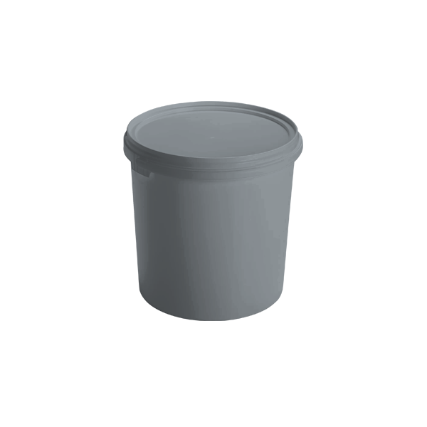 Wiadro okrągłe jednoobrzeżowe 11-1000 BH 10 l