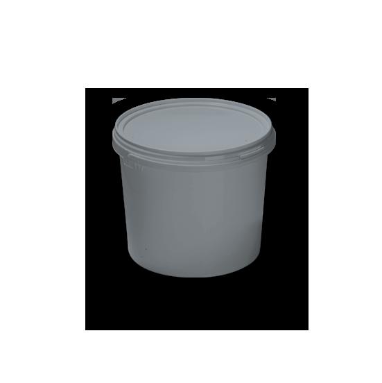 Wiadro okrągłe jednoobrzeżowe 11-0800 BIS 8 l