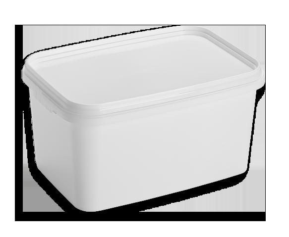 Plastikowe Wiadra okrągłe, prostokątne iowalne - Plast-box
