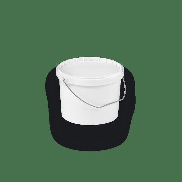 11-0300 CS3 Wiadro okrągłe dwuobrzeżowe 3 L
