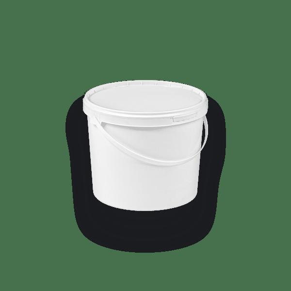 11-0500 BIS Wiadro okrągłe jednoobrzeżowe 5 L