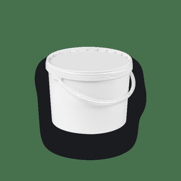 11-1000 BIS2 Round bucket with single rim 10 L