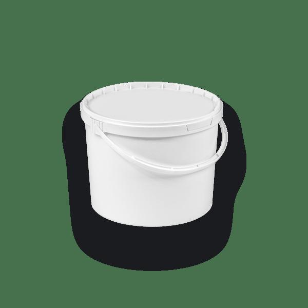 11-1000 CS3 Round bucket with double rim 10 L