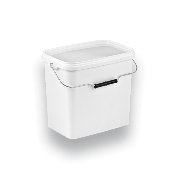 11-1000 P2 Rectangular bucket  10 L