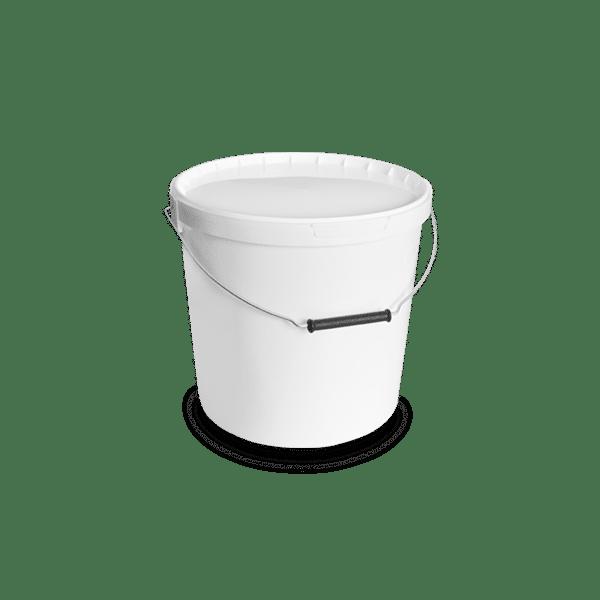 11-1200 CS2 Round bucket with double rim 12 L