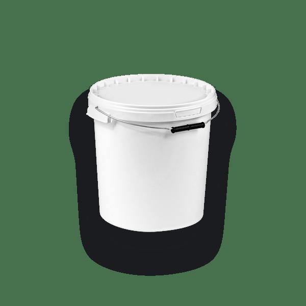 11-1500 BIS Round bucket with single rim 15 L