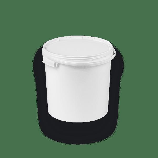 11-2000 BIS3 Round bucket with single rim 20 L